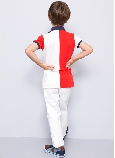 U.S.Polo Assn. Tişört Kırmızı